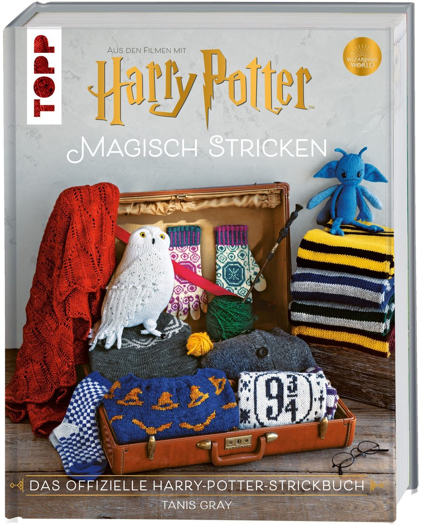 Harry Potter - Magisch Stricken  - TOPP